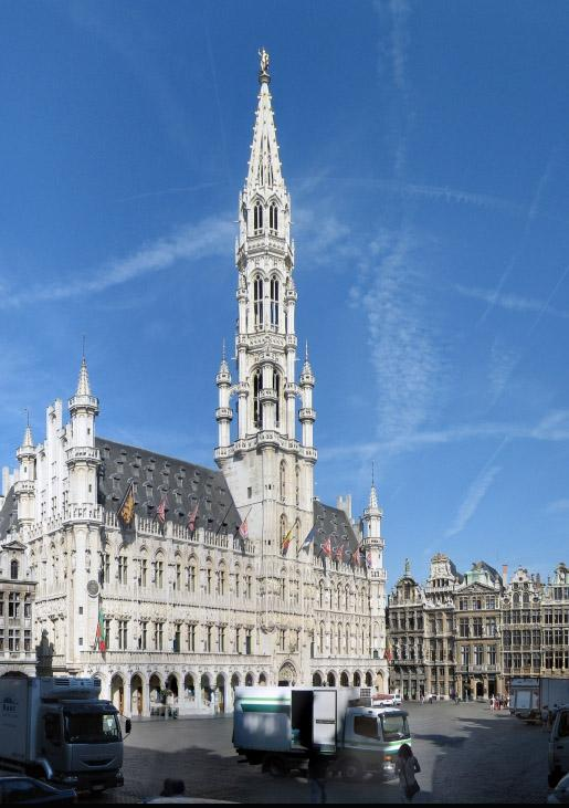 Zapowiedzi, Poleć Brukseli wygraj smartfon! - zdjęcie, fotografia