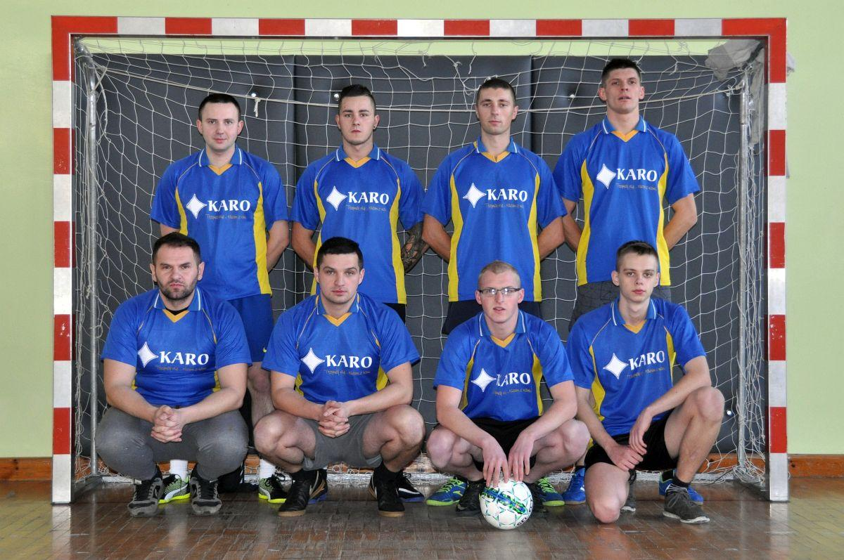 Piłka nożna, Grali Puchar Prezesa Lipnica - zdjęcie, fotografia