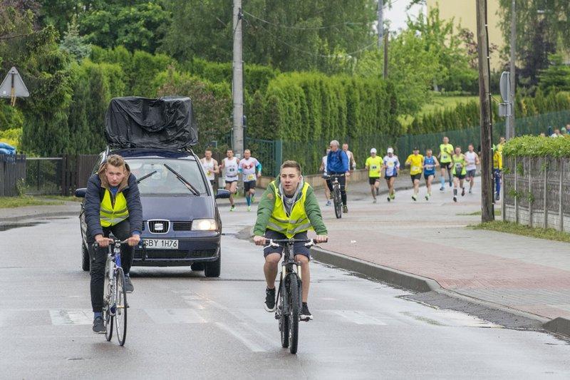 Lekkoatletyka, Jeszcze Półmaratonie Gochów - zdjęcie, fotografia