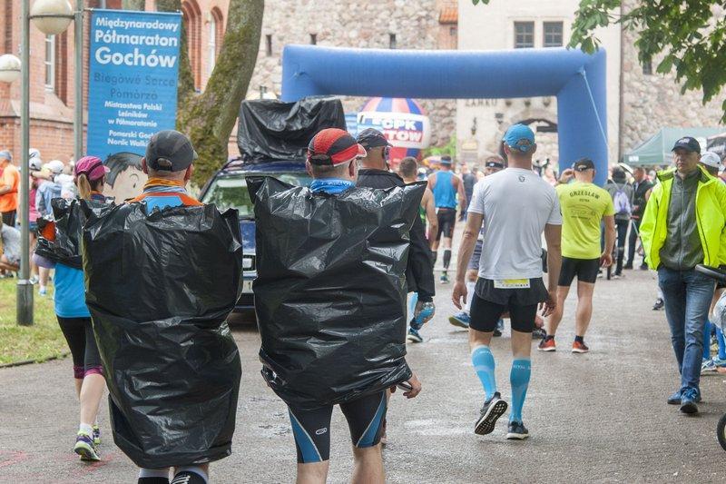 Lekkoatletyka, XXXVII Półmaraton Gochów - zdjęcie, fotografia