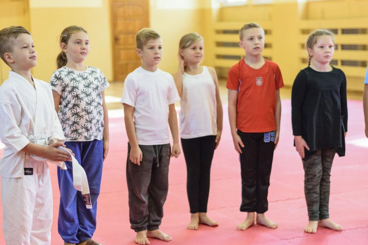 Sporty walki, Lekcja senseia - zdjęcie, fotografia