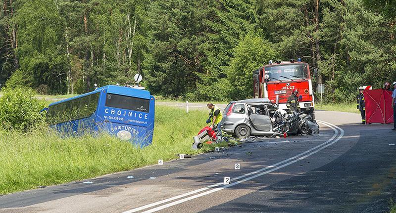 Na drogach, Śmierć Kamieńcem - zdjęcie, fotografia