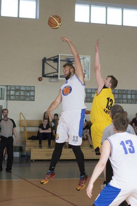 Lekkoatletyka, Koszykarze zagrają miejsce - zdjęcie, fotografia