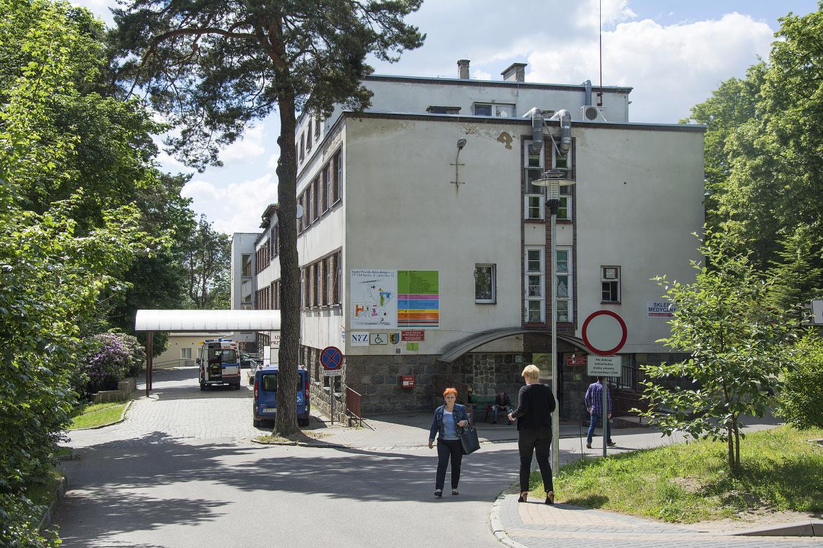 Grubsza sprawa, Szpital doniósł szpital - zdjęcie, fotografia