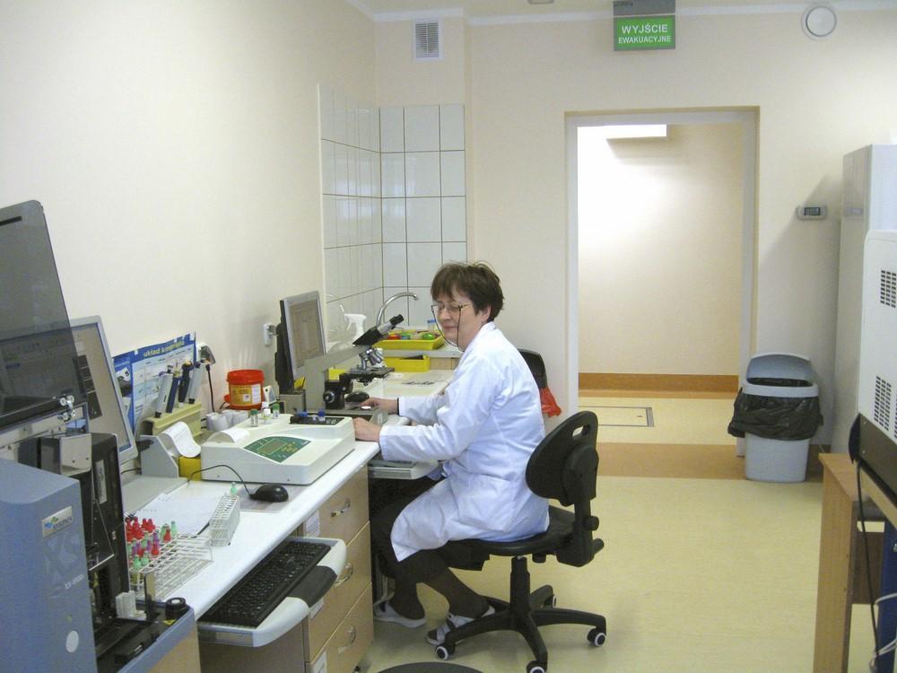 Na bieżąco, Powiat Laboratorium nowych pomieszczeniach - zdjęcie, fotografia