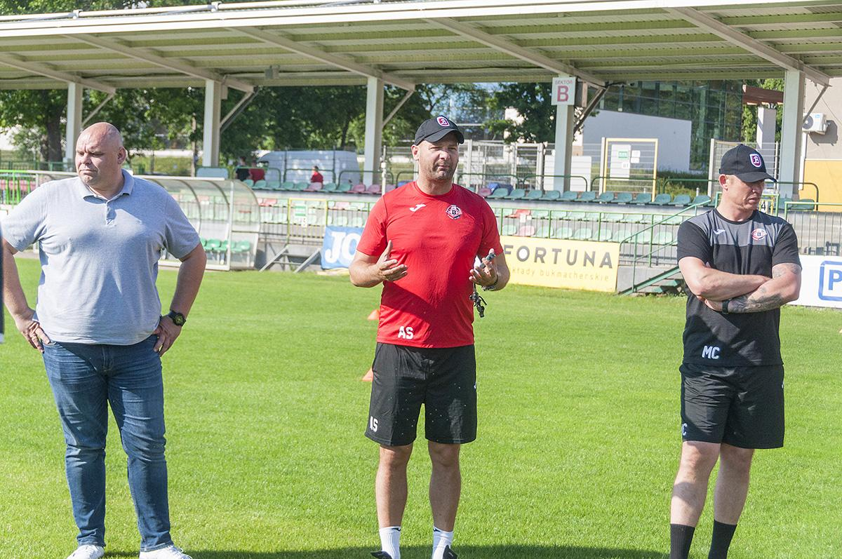Piłka nożna, Bytovia zaczęła przygotowania - zdjęcie, fotografia