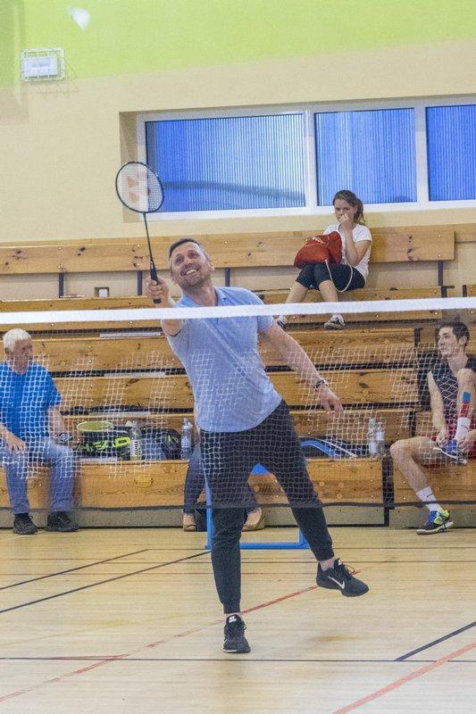 Badminton, Turnieje badmintonowe Bytowie - zdjęcie, fotografia