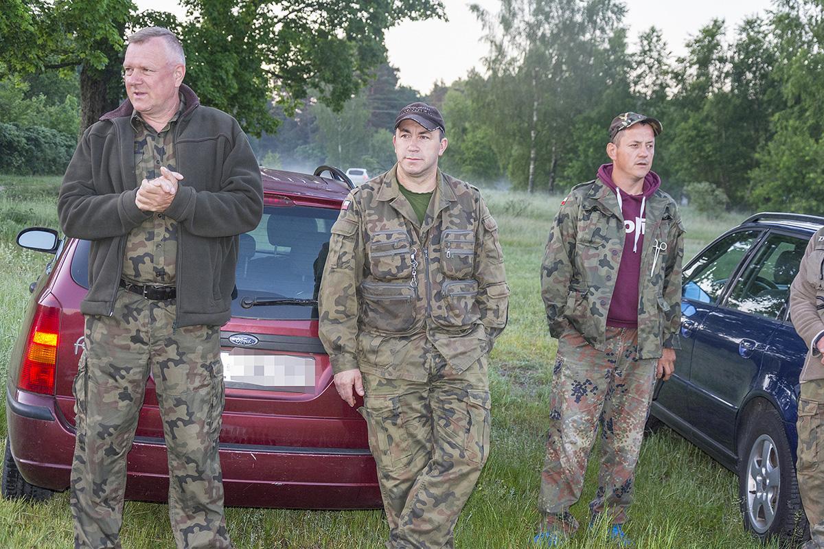 Wędkarstwo, Wędkarska rywalizacja Gałęzowie - zdjęcie, fotografia