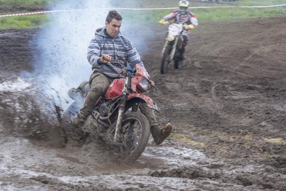 Imprezy, motocykli Janowie - zdjęcie, fotografia