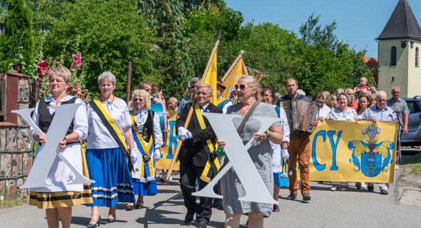 Imprezy, Trzebiatkowej zjazd Trzebiatowskich - zdjęcie, fotografia