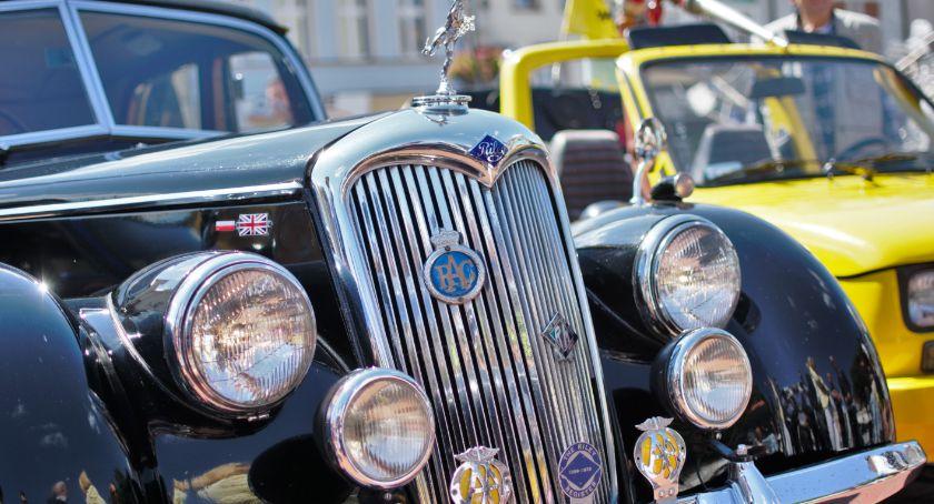 Imprezy, Wystawa pojazdów klasycznych zabytkowych Bytowie - zdjęcie, fotografia