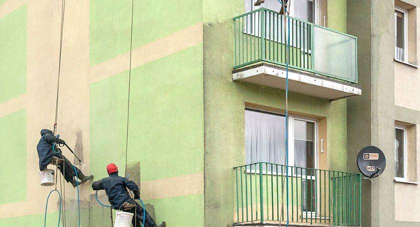 Na bieżąco, Odgrzybianie bloków Kochanowskiego - zdjęcie, fotografia