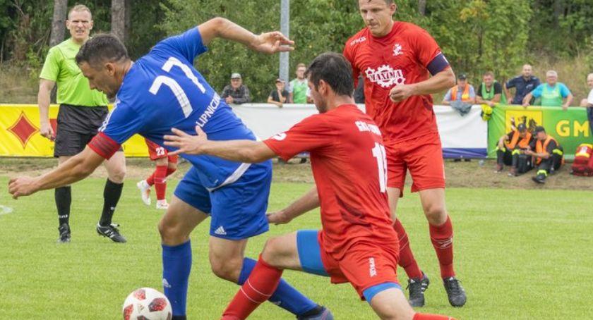Piłka nożna, Lipniczanka Lipnica przegrała Kowale - zdjęcie, fotografia