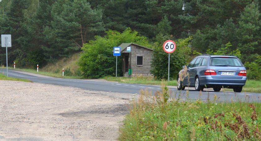 Na bieżąco, Szersza dłuższa skrzyżowania - zdjęcie, fotografia
