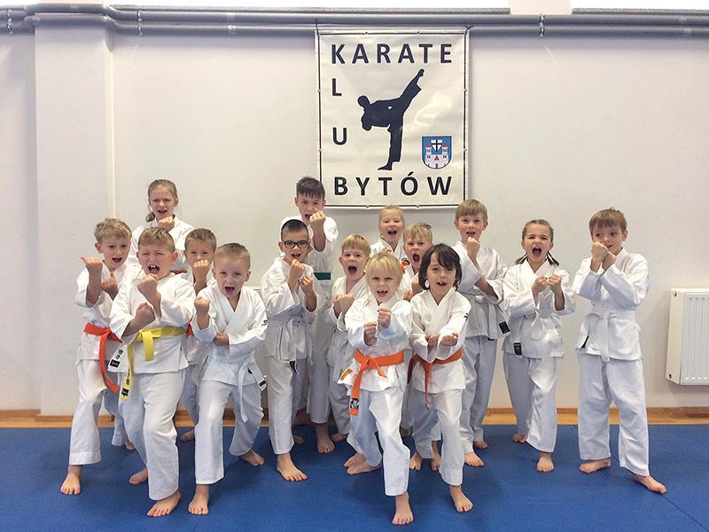 Sporty walki, Karate Bytów zaprasza - zdjęcie, fotografia