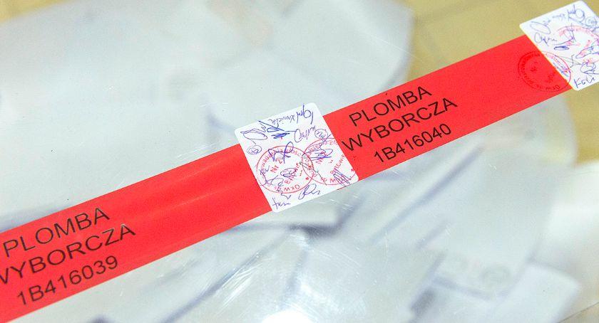 Na bieżąco, Wyniki wyborów parlamentu - zdjęcie, fotografia