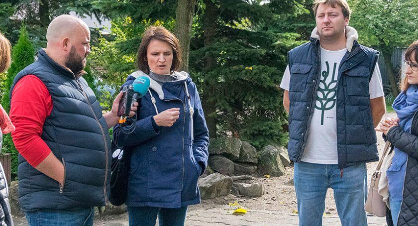 Na bieżąco, Gminę Lipnica odwiedzili dziennikarze Kaszub - zdjęcie, fotografia