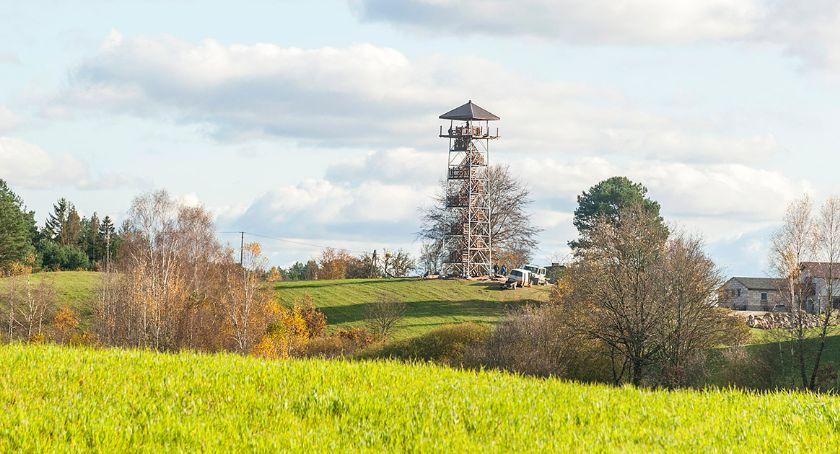 Na bieżąco, Siemierzyckiej stanie wieża - zdjęcie, fotografia