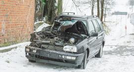 Wypadek w Półcznie