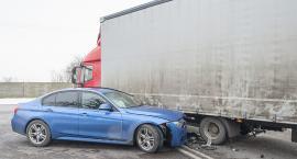 Kolejny wypadek na skrzyżowaniu w Wygodzie