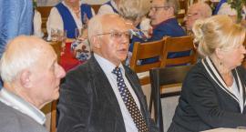 Seniorzy podzielili się opłatkiem