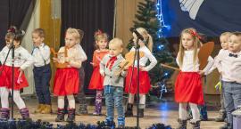 Świąteczny pokaz przedszkolaków [GALERIA]