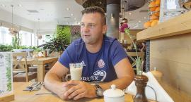 Na kawę z Adrianem Stawskim