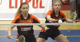 Cztery medale badmintonistek