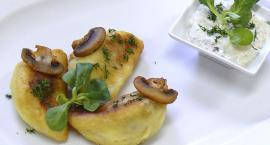 Pierogi ziemniaczane z mięsem