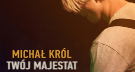 Debiutancki koncert Michała Króla w Bytowie. Plakat