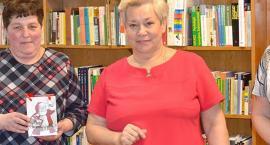 Bożena Mazur bibliotekarzem roku
