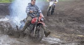 Zlot motocykli w Janowie