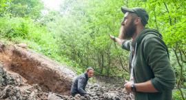 Wykopaliska w Borzytuchomiu