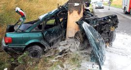 Wypadek pod Bytowem