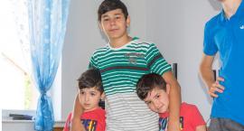 Dzieci z Dworca Brześć w Gołczewie