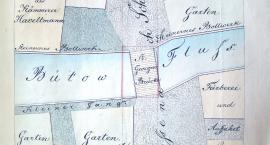 Bytowskie drogi 180 lat temu