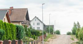 Nowe lampy na ul. Chopina i Kazimierza Wielkiego