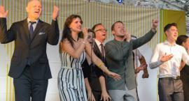 Jerzy Jeszke Musical Festival na zamkowym dziedzińcu