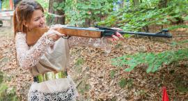 Zawody strzeleckie w Jasieniu