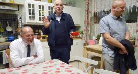 Na wycieczce w kuchni Mostowiaków