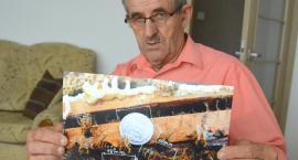 Pszczoły olbrzymy wyhodowane przez Romana Bułkę