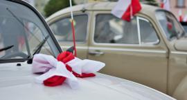 Biało-czerwona wystawa na bytowskim rynku