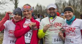 Biało-czerwone bieganie w Borzytuchomiu