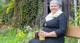 Zielarka Ewa Waśniewska - marzy o stworzeniu ogrodu dostępnego dla wszystkich