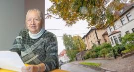 Elżbieta Szalewska - o sobie, architekturze i jednej z ulic Bytowa
