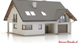 Taras w projekcie domu - 5 inspirujących projektów parterówek