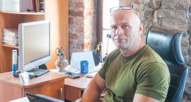 Dr Kamil Kajkowski opowiada o swojej nowej książce o Bytowie