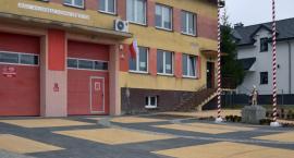 Remont placu przed OSP w Lipnicy zakończony