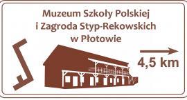 Kierunek: muzeum Płotowo