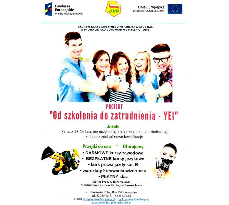 Wiadomości, szkolenia zatrudnienia - zdjęcie, fotografia